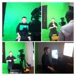 Beau Pinto: Snap shot at his HEY Mag interview