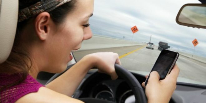 Text and Drive? Wait Till You See This!